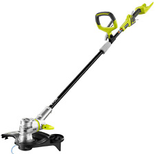 Cordless String Trimmer Edger Weed Whacker Pivoting Head 40V Lithium-Ion Ryobi