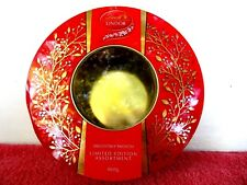 LINDT  LINDOR  LIMITED  EDITION  SWEETS  EMPTY  TIN  WITH  WINDOW  IN  LID