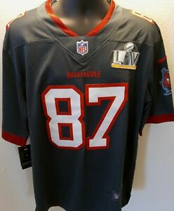Rob Gronkowski Bucs Super Bowl jersey - Large