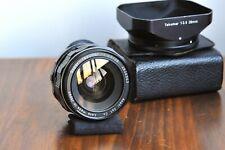 PENTAX  Asahi Super - Takumar M42 Screw mount 28mm f/3.5 Lens    w/ Lens Hood.