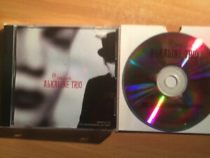 "ALKALINE TRIO-""CRIMSON""-RARE PROMO ONLY CD-r ACETATE 2005-PUNK-NEW"