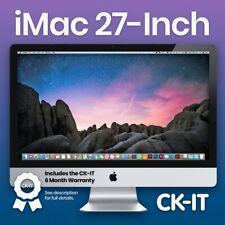 "Apple iMac 27"" i5 2.7GHz New 2TB 8GB DVD (SuperDrive) A1312 Model DR49"