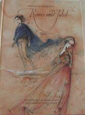 William Shakespeare's ROMEO AND JULIET Barbara Kindermann for Children HC