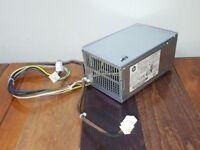 Genuine HP EliteDesk 800 G1 SFF Desktop 702307-001 240W Power Supply
