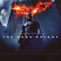 THE DARK KNIGHT SOUNDTRACK CD NEU