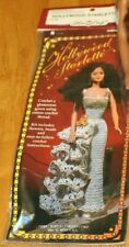 Fibre Craft Hollywood Starlette Doll Outfit Kit #Fcp480 - New in pkg - for 17""