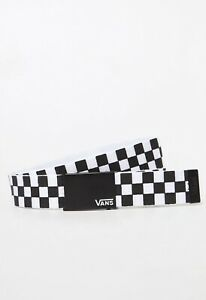 Vans Off The Wall Deppster Checkerboard Web Belt New in Package