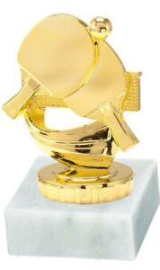 Tischtennis-Pokal mit Ihrer Wunschgravur (P019)