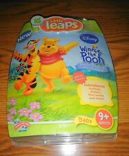 LeapFrog Baby Little Leaps Disney Winnie the Pooh DVD 9+ Months