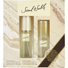 Sand and Sable by Coty Set 2 oz Cologne Spray and 1 oz Spray