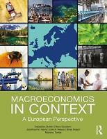 Macroeconomics in Context: A European Perspective by Neva Goodwin, Jonathan...