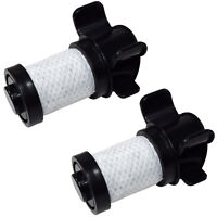 2-Pack HQRP Pre-Motor Filter for Shark ION Cordless Vacuum XPREMF100 Replacement