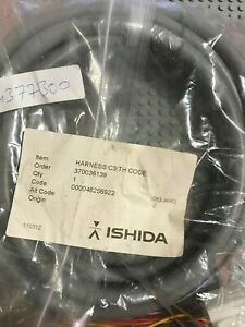 ISHIDA CABLE 083-9040 HARNESS C3 TH CODE 000048256922  NEW  WORLDWIDE SHIPPING