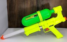 Vintage 1990 Larami Super Soaker 50 Air Water Gun Rare. Working Condition!