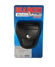 Bianchi Accumold Elite 7900 Chrome Snap Covered Cuff Case