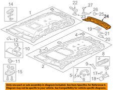 HONDA OEM 11-17 Odyssey Interior-Roof-Rear Trim 83261TK8A01ZC