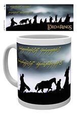 Lord Of The Rings Fellowship LOTR Fantasy Film Cup Tea Coffee Mug Mugs