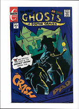 "THE MANY GHOSTS OF DOCTOR GRAVES #40  [1973 VG+]  ""CRASH PAD"""