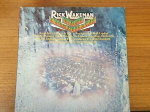 Rick Wakeman- Journey to the Centre of the Earth - 1974 Original Vinyl
