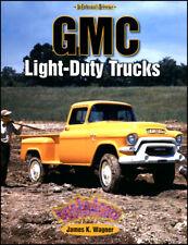 Gmc Book Truck Wagner Pickup History Light Duty
