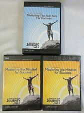 New Jerry Roisentul Mastering the Skill Sets & Mindset for Success 10 CD set