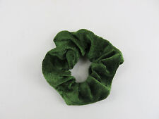 Velvet Scrunchie Hair Ties - 2 or 4 of The Same Colour  - Choose from 12 Colours