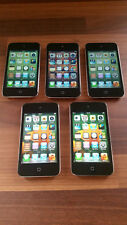 Apple iPod Touch 4th Generation Black (8GB) with Accessories