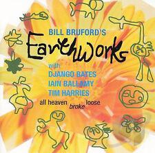 All Heaven Broke Loose Bill Bruford's Earthworks CD