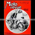 MOTO REVUE N°1620 VAP-MONNERET, BMW R50, CLAUDE SEMAL TRIAL, PIRON, TRIUMPH 1962