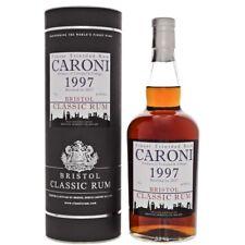 Classic Bristol - Caroni Millésime 1997 Embouteillé 2017 - 20 ans