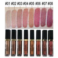 IMAGIC Long Lasting Waterproof Metallic Glitter Lipstick MATTE Lip Gloss Liquid