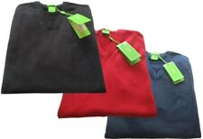 HUGO BOSS Herren Pullover V-Neck 100% Baumwolle in 3. Farben Größe S bis 2XL