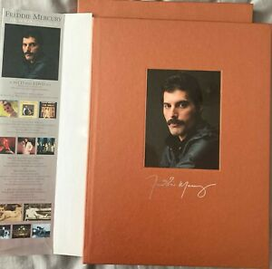 Freddie Mercury collection as new.
