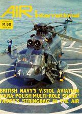 AIR INTERNATIONAL V16 N3 WW2 SWORDFISH_RN SHAR FRS.1_LYNX HAS_SEA KING_TS-11_G4M