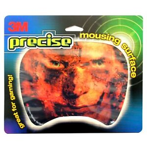 Rare Vintage 3dfx Voodoo 5 Mouse Pad | NOS |3M Precise Grooved Gaming Surface
