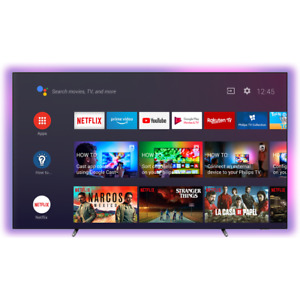 Philips TPVision 55OLED805 55 Inch TV Smart 4K Ultra HD Ambilight OLED Freeview