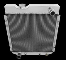 Champion Cooling 2 Row All Aluminum Replacement Radiator EC251 Ford,Mercury Econ