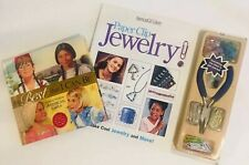 Paper Clip Jewelry & The Best I Can Be ~ American Girl Library ~ Book Lot *AGL*