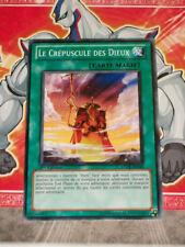 Carte Yu Gi Oh LE CREPUSCULE DES DIEUX STOR-FR046 x 3