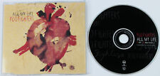 FOO FIGHTERS All My Life CD single PROMO Eur 2002 (Disc MINT) nirvana