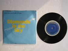 "RICHARD DENTON & MARTIN COOK - DIAMONDS IN THE SKY - 7"" 45 rpm vinyl record"