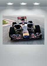 Torro Rosso F1 Car Large Poster Art Print in multiple sizes
