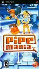 Pipe Mania (Sony PSP, 2008)-No Manual