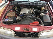 FORD EB V8 5.0 RADIATOR. ED XR8 HEAVY DUTY CORE