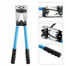 More details for 6-50mm² durable terminal battery cable lug plug crimper crimping hand tool plier