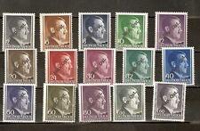 AUSTRIA-GERMANY OCCUPATION LOSENSTEIN  HITLER GENERALGOUVERMENT MNH #3