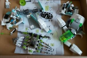 Block Tech Lego - Alien Invasion -  Excellent Condition Makes 5 Models