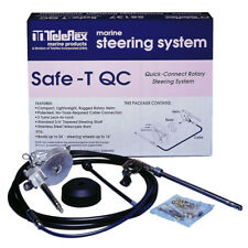 Genuine Teleflex Safe T Quick Boat Heavy Duty Steering Kit System 13ft - New
