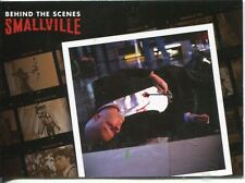 Smallville Seasons 7-10 Behind The Scenes Chase Card BTS2