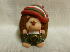 Boyds Bear Ollie Hedge'n Claus Treasure Box 1E 4016659 NIB